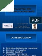 REEDUCATION DES TENDONS FLECHISSEURS