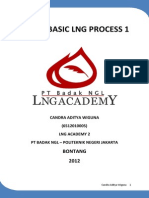 Tugas Basic LNG Process