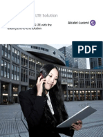 Oct 2011 End to End 4G LTE Solution en Brochure to Pub