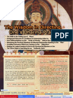 Lake of Lotus (5)-The Wisdom in Directing One's Dharma Practice (5)-The Criterion of Importance-By Vajra Master Pema Lhadren-Dudjom Buddhist Association