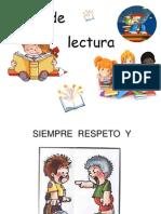 Dibujos de Reglamentos Escuela