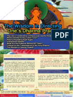 Lake of Lotus (6)-The Wisdom in Directing One's Dharma Practice (6)-By Vajra Master Pema Lhadren-Dudjom Buddhist Association