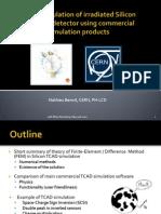 TCAD Simulation