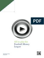 Deloitte Football Money League 2014