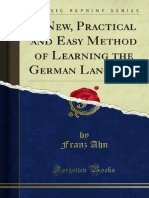 A New Practical and Easy Method of Learning the German Language 1000056451