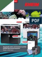 EHEIM Flyer Meerwasseraquarien D 0913