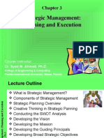 Strategic Management - Planning