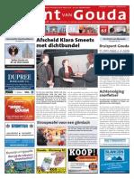 De Krant Van Gouda, 23 Januari 2014