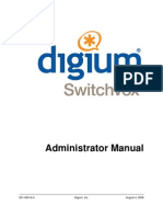 Switchvox 4.0 Admin Manual