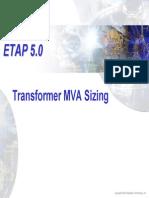 04 - Transformer Sizing