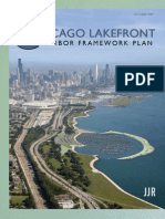 Chicago Lakefront Harbor Framework Plan