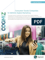 Time for Consumer Goods Companies to Rethink Digital Marketing