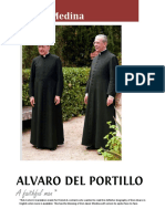 Alvaro Del Portillo, A Faithful Man (Translation by Robert Z. Cortes)