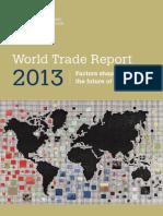 World Trade Report13 e