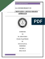refugee law