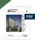 Apollo Hospital, Chennai Plans