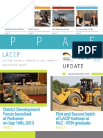LACIP Newsletter Sep - Dec 2013