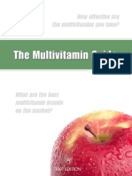 Multivitamin Guide