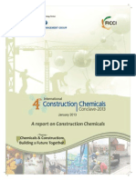 Construction Chemicals Knowlege Paper 2013 Final