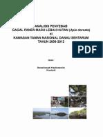 Analisa Penyebab Gagal Panen Madu Di TN Danau Sentarum