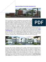 The Property Designs in the Modern World Sobha International City