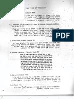 Teshuva and Kappara in Jewish Thought