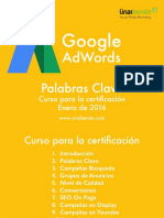 Campañas - Manual de Google Adwords