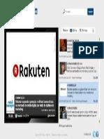 Elemidia - Rakuten expande operação no Brasil com entrada no mercado de mídia digital por meio de divisão de marketing