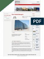 Zeus Capital Managers – Property Xpress (PropertyXpress.com)