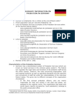 Summary Information on Germany