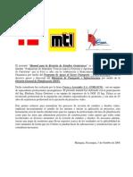 Manual para la Revisión de Estudios Geotécnicos