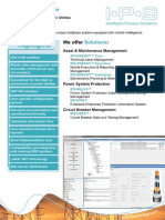 Ips-systems Overview Flyer 2010 Eng