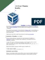 VirtualBox 4.1 No Ubuntu 11.04