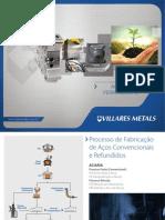 Catálogo Villares - Aço Ferramenta