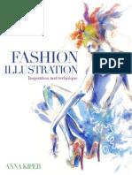 Fashion Illustration by Anna Kiper preview