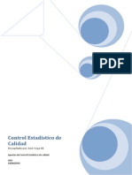 Control Estadistico de Calidad - UOC1