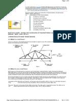 2 Principles of Roof Truss Design
