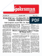 The Spokesman Weekly Vol. 35 No. 34 April 21, 1986