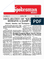 The Spokesman Weekly Vol. 35 No. 36 May 6, 1986