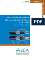 ECA Comprehensive Guide to Harmonised Cable Colours (P15500812)