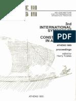 Naval History Essays - Tzalas 1995 - Tropis III