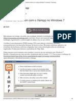 Instalando Ocomon Com o Xampp No Windows 7 _ Planning IT Technology