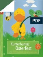 Anja Ritterhoff - Kunterbuntes Osterfest. Fensterbilder Aus Verschiedenen Papieren - 2009