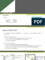CARICOM Trade Bloc