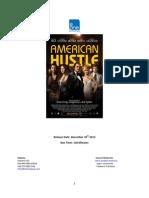 American Hustle (La Gran Estafa Americana).