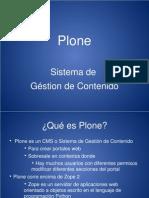 Presentacion Sobre Plone Sept09v2