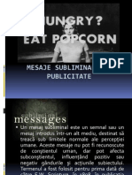 Mesaje Subliminale in Publicitate