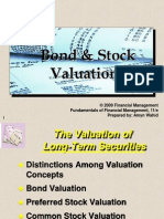 Bond & Stock Valuation (BBA)