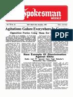 The Spokesman Weekly Vol. 30 No. 18 December 29, 1980
