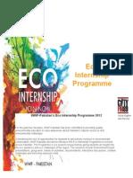 Eco Internship Programme